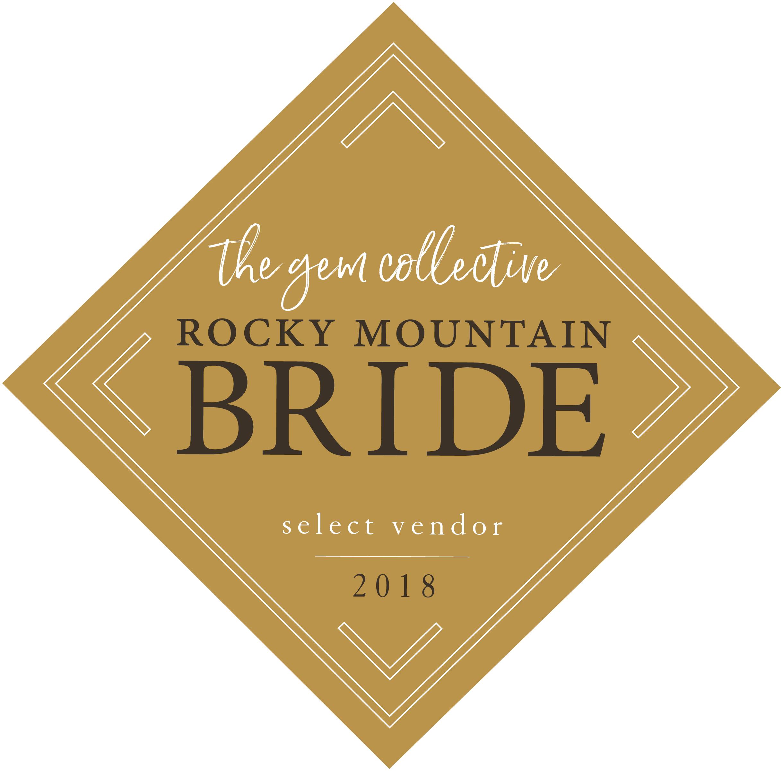 2018 Rocky Mountain Bride GEM Vendor
