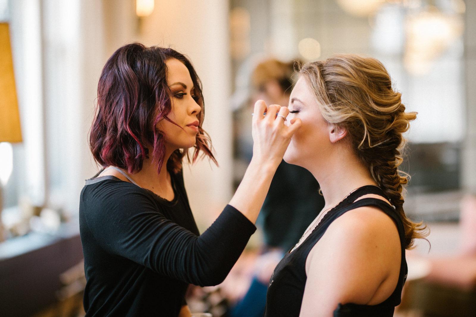 Denver Wedding Makeup