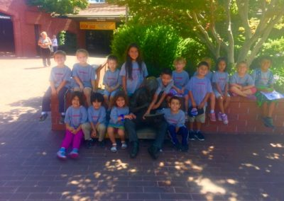 Field Trip at Caring Hearts Child Care in Sunnyvale