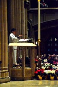 Bishop Elizabeth Eaton, ELCA Bishop of Northeastern Ohio