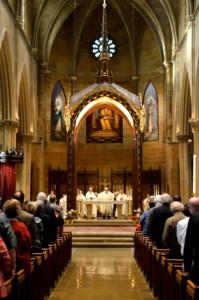 Holy Eucharist - Roman Catholic Mass