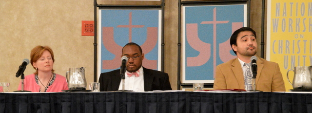 Plenary Luncheon: Forward Focus, New Voices Speak on Race and Catholicity