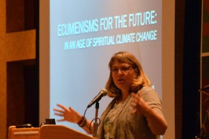 The 2014 Closing Plenary Address was delivered by Dr. Diana Butler Bass, author, speaker and independent scholar specializing in American religion and Culture.