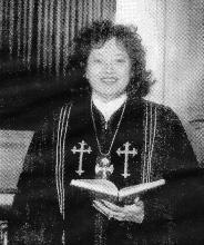 Reverend Dr. Delores Carpenter