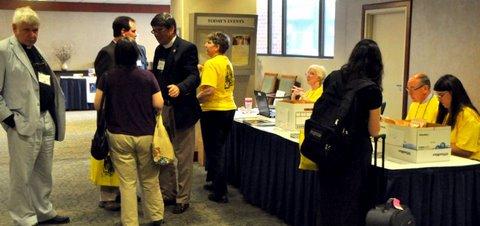 2011 NWCU registration