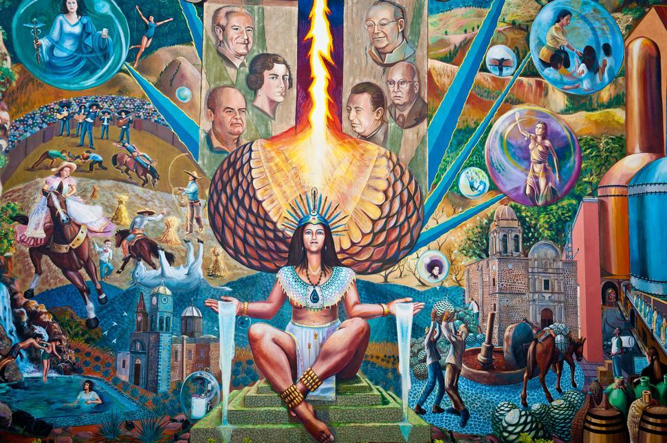 Mayahuel, la Diosa del Tequila