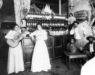 Tabernas en Tequila Mexico