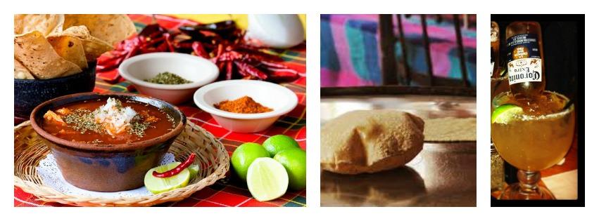 Menudo Rojo Tradicional de Jalisco Mexico