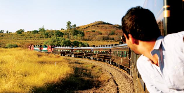 Tren Tequila Express