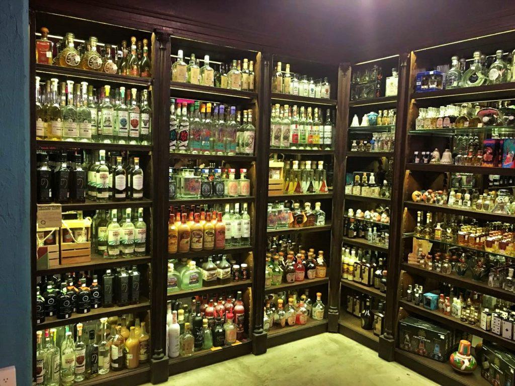 Los Mejores tequilas de Mexico