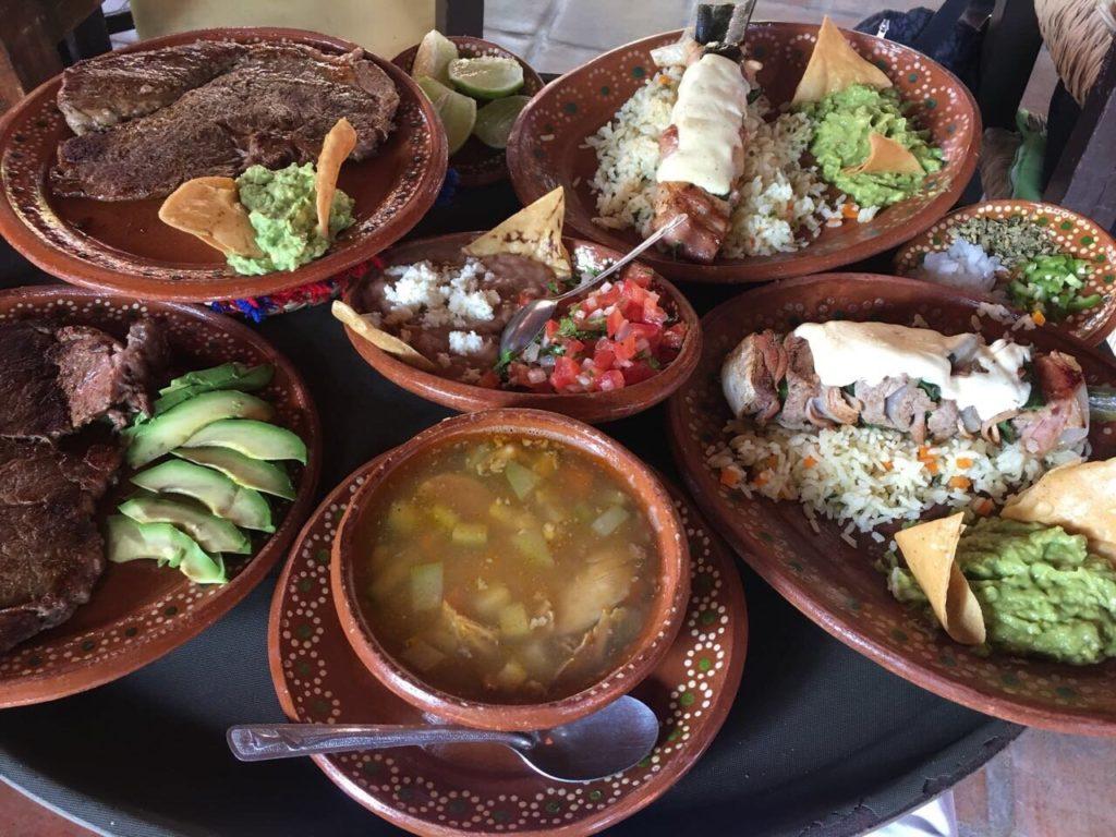 Mexico Tequila Gastronomia
