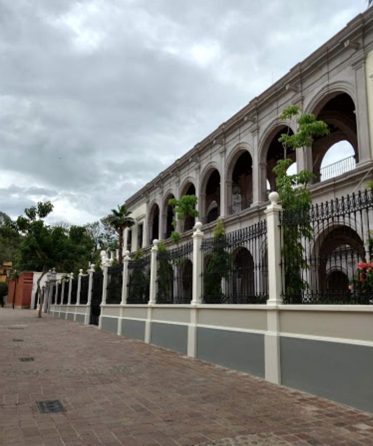 Centro Cultural de Tequila Jalisco Pueblo Mágico