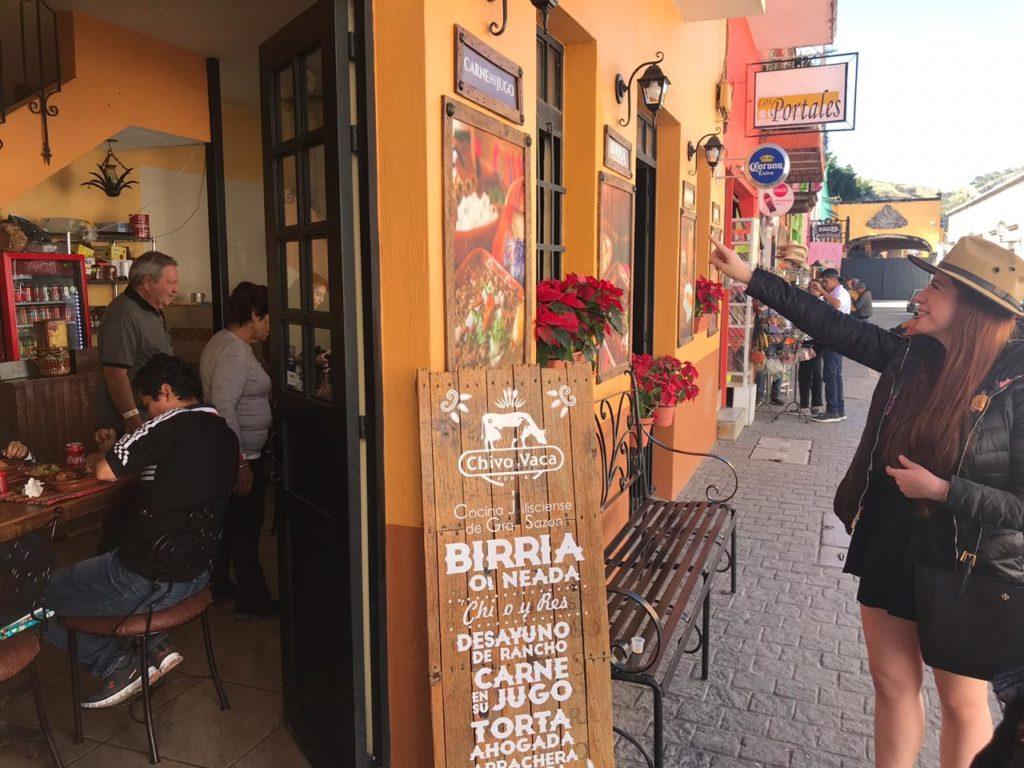 Donde comer en Tequila Jalisco