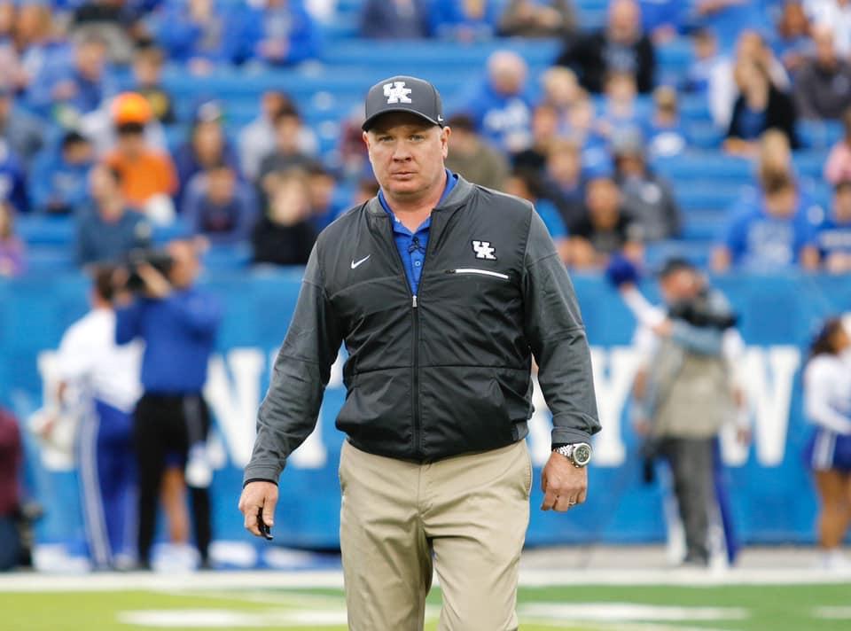 Kentucky football recruiting