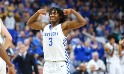Kentucky basketball AP Poll