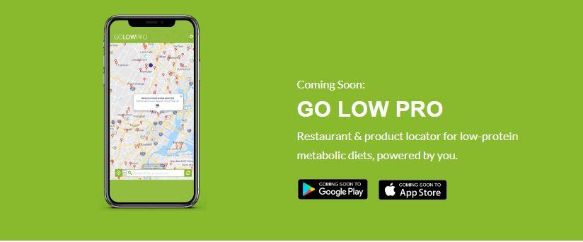 Go Low Pro (App)
