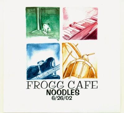 frogg cafe noodles