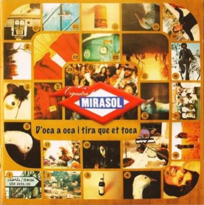 Orquesta Mirasol -D'Oca A Oca