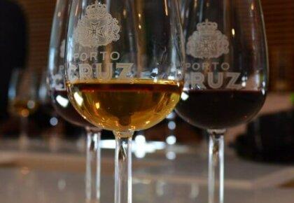 Port wine tasting, Espaço Porto Cruz, Vila Nova de Gaia, Porto