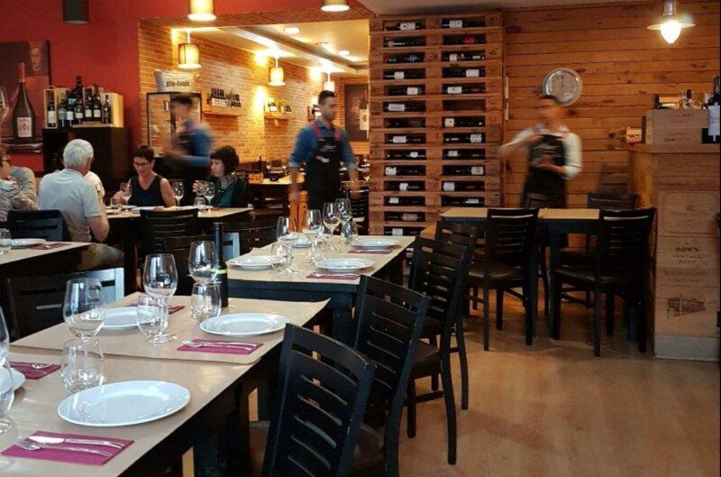 Dux Taberna Urbana restaurant Coimbra