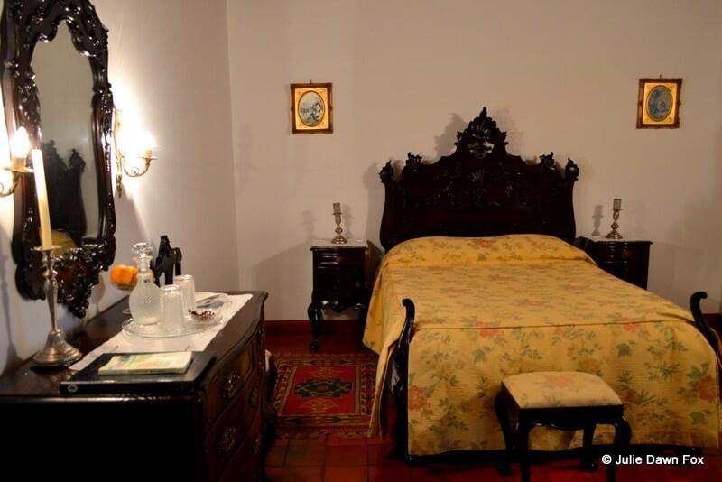 Bedroom, Paço dos Calheiros, Ponte de Lima