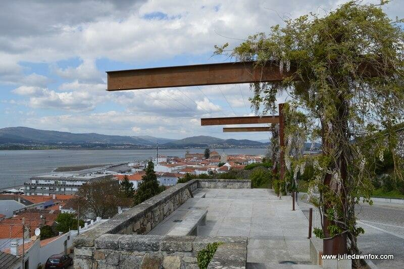 Miradouro BoaVista, Caminha, Portugal. Photography by Julie Dawn Fox