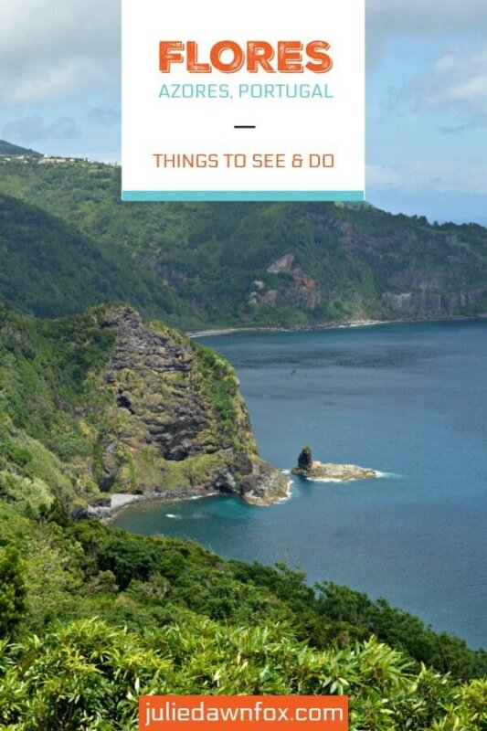 Flores Azores. Things to do on Flores island
