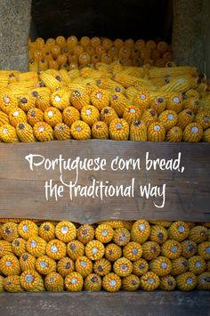 How to make Portuguese corn bread
