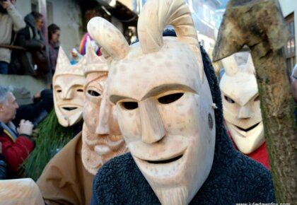 Carnival street parade, Lazarim
