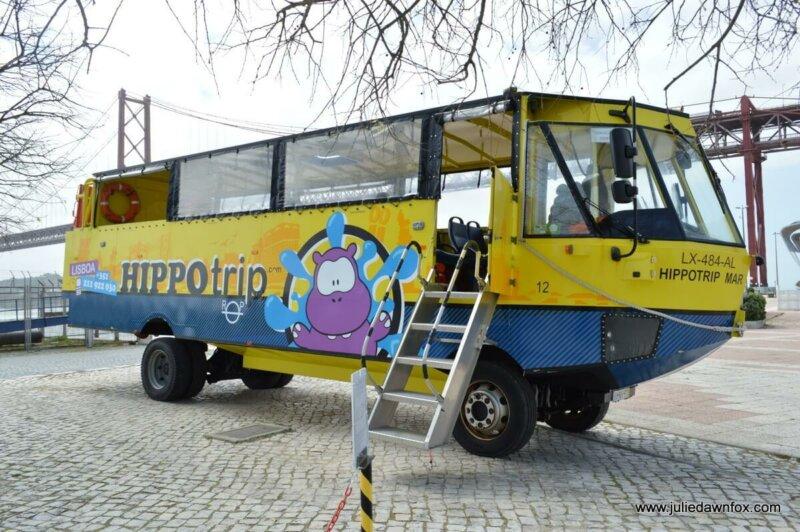 Alegria HippoTrip vehicle