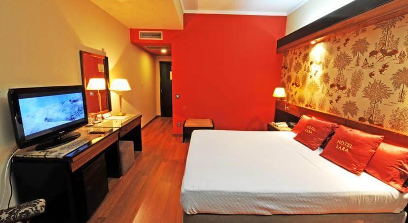 Bedroom, Hotel Lara, Valença