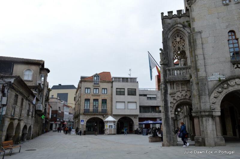Main square, Porriño