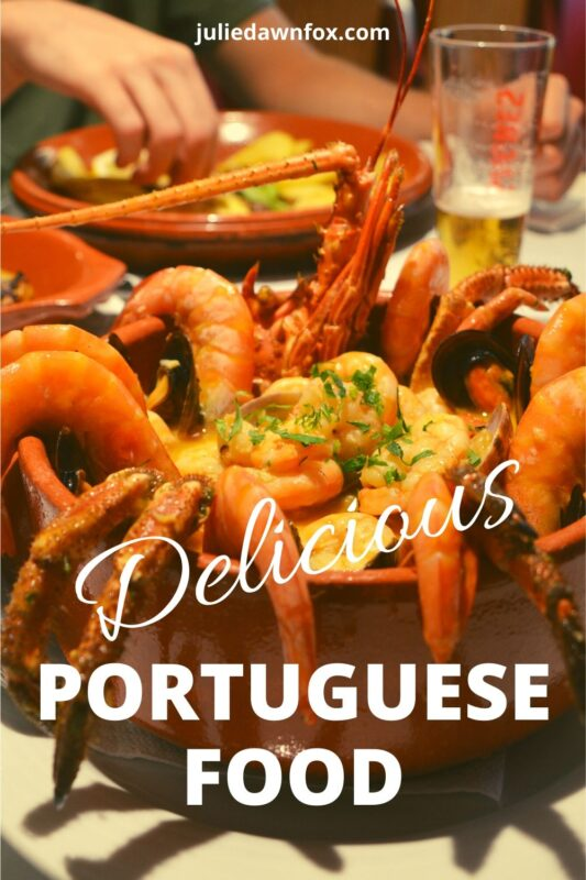 Seafood selection, Portuguese dishes you should try.