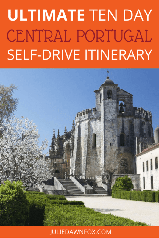 Ultimate Ten Day Central Portugal Road Trip Itinerary