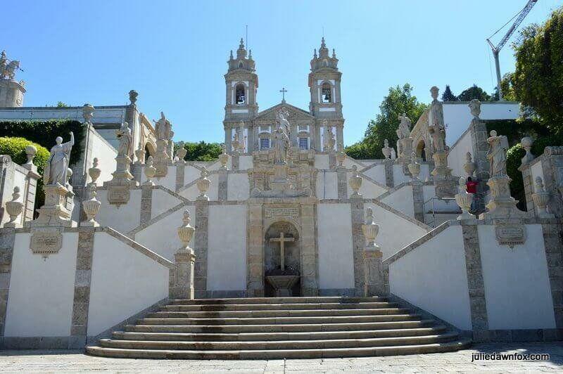 Steps to the sanctuary, Bom Jesus, Braga
