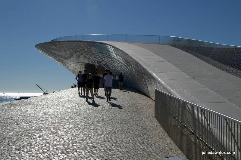 MAAT Lisbon exterior