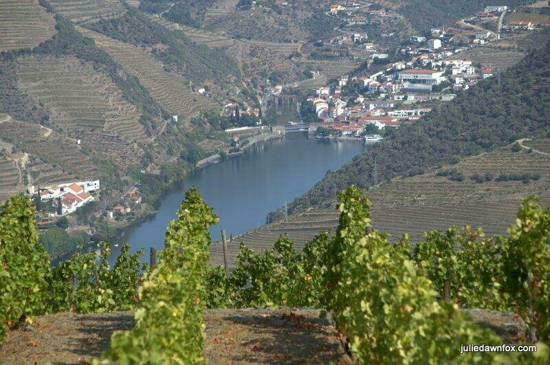 Pinhão and Douro River