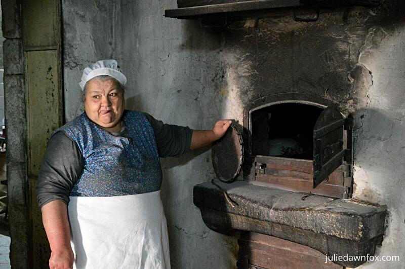 Traditional bakery, Favaios, Douro