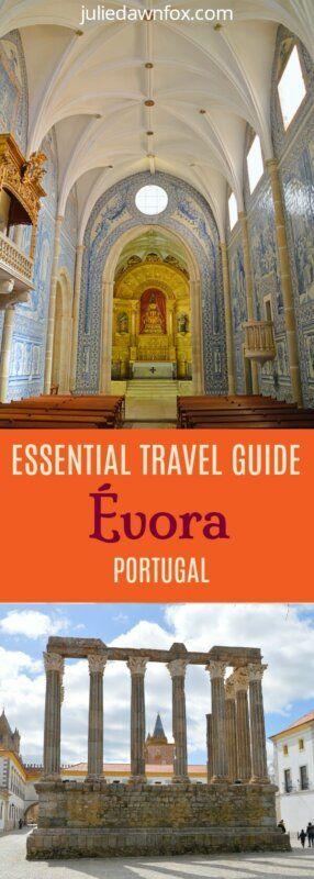 Evora travel guide. Sights, restaurants, hotels, practical tips