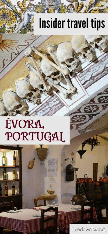 Insider travel tips for Évora Portugal