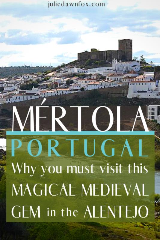 Castle and village. Medieval Mértola, an Unspoilt Gem Awaits in the Alentejo