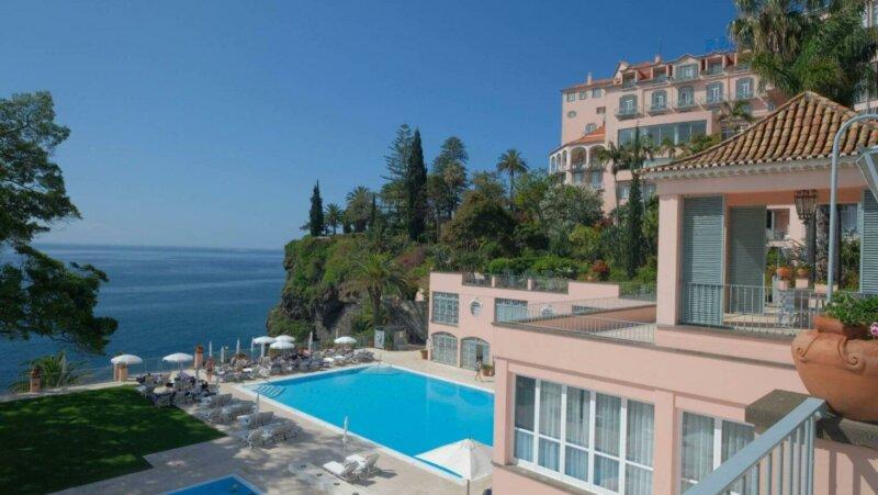 Belmond Reid's Palace Hotel in Funchal, Madeira