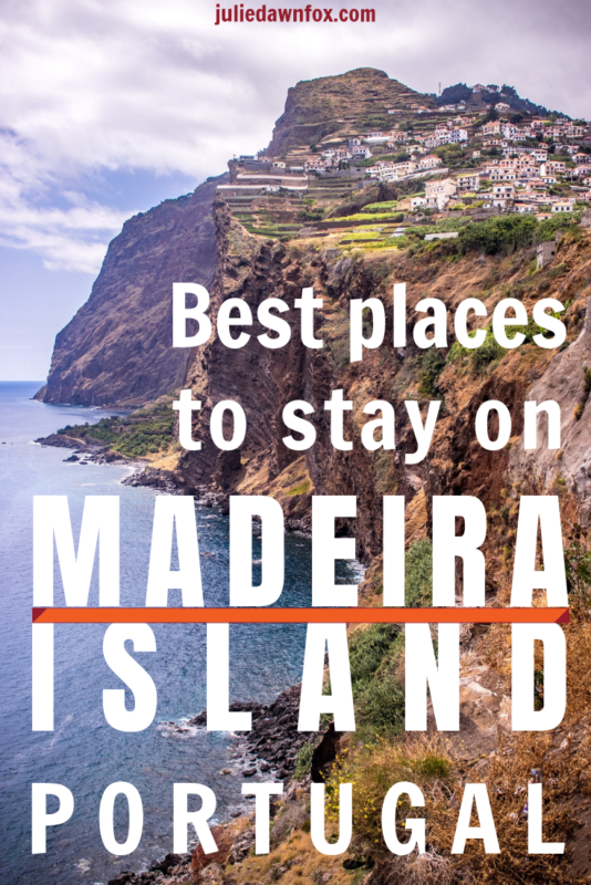 Rocky coastline. Madeira Accommodation Guide_ Where To Stay In Madeira For Your Holiday