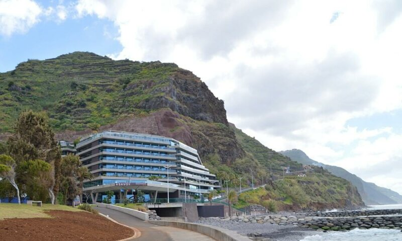 Savoy Saccharum Resort & Spa, Calheta. 5 star hotel in Madeira