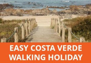 Walk between coastal towns and villages at a relaxed pace that allows for sightseeing or time on one of the unspoilt beaches of the Green Coast of Northern Portugal