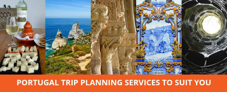 Portugal trip planning services by Julie Dawn Fox