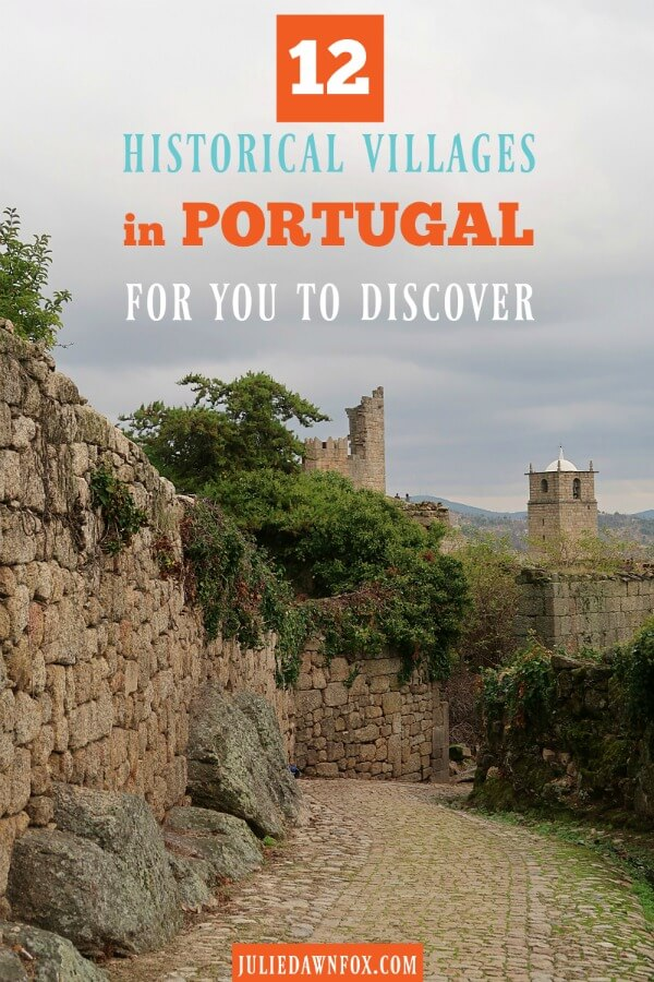 Historical villages in Portugal