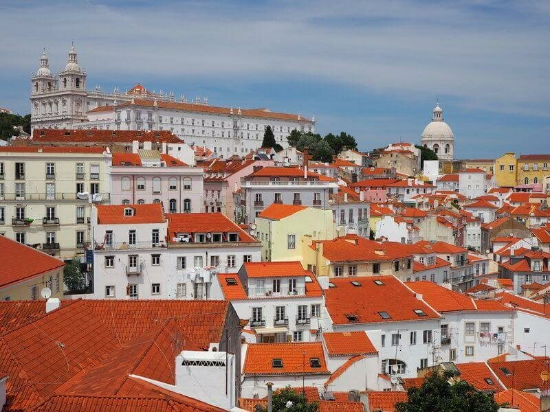 Lisbon. Photo credit Adventures and Sunshine