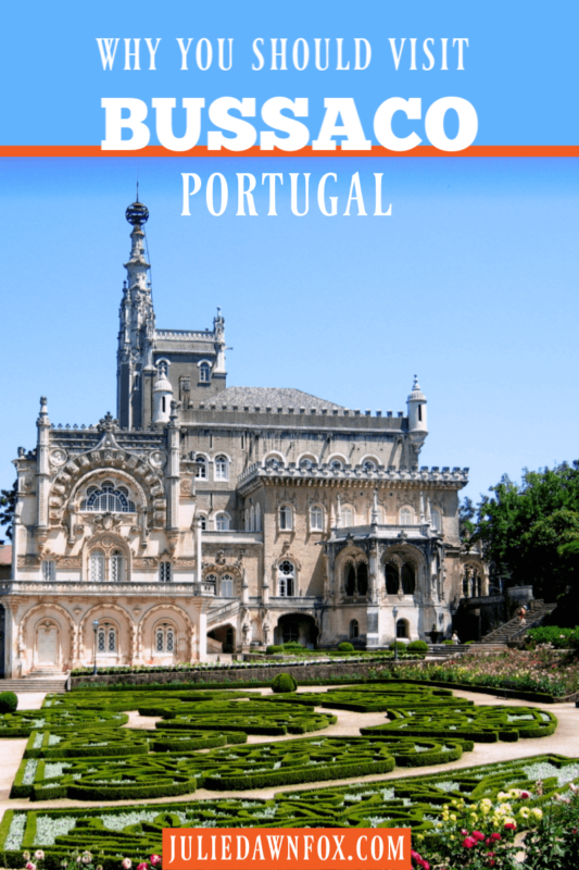 Reasons to visit Bussaco Palace and forest