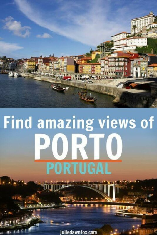 Where to find the best Porto views